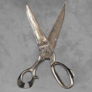 huge aluminium wall scissors