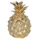 small gold pineapple