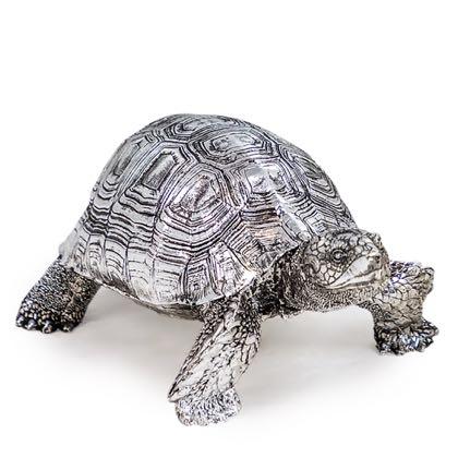 small_silver_tortoise_ornament