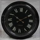 black classic clock