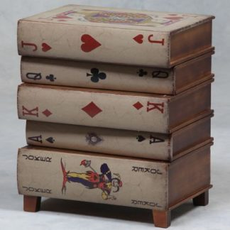 playing card drawers chest of drawers small